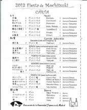 Mochitsuki 2013: fotografía 15