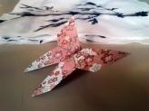 Taller de origami: mariposa