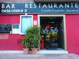 Restaurante Casa Osaka II