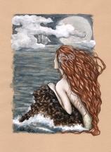 La petite sirène de Lillette Gobin