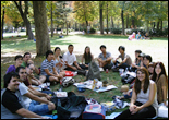 Imagen destacada: Grupo de Intercambio de Japonés de Madrid