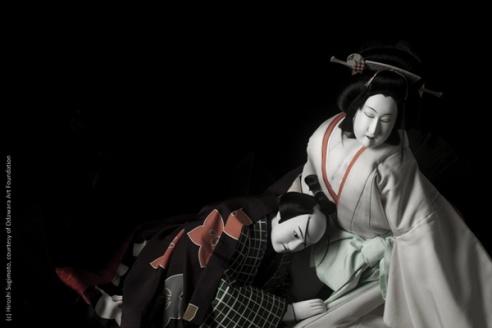 Sugimoto bunraku: Sonezaki Shinju