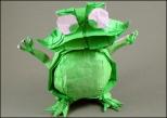 Imagen destacada: origami