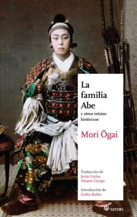 Portada: La familia Abe y otros relatos históricos