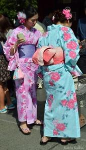 Amigas en yukata (3)